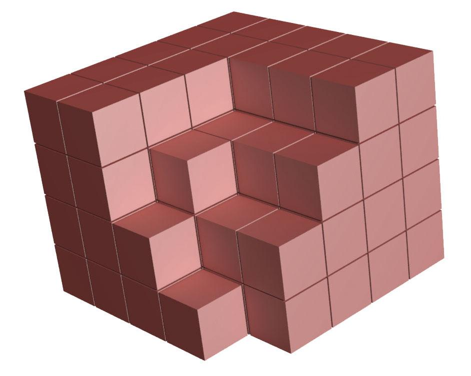 ©InterEducation. 3D geometri #1. Skapat av Jonas Nilsson.